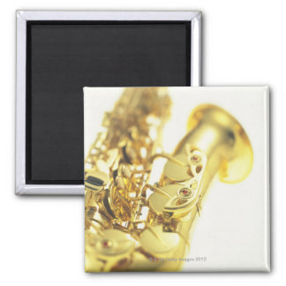 Saxophone 3 2 inch square magnet