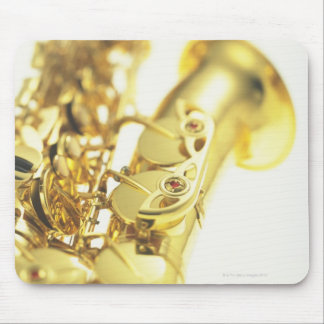 Saxophone 3 mouse pad