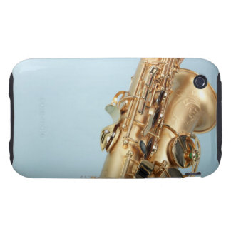 Saxophone 4 tough iPhone 3 cover