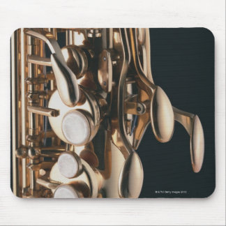 Saxophone 5 mouse pad