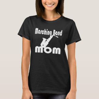 Saxophone Band Mom T-Shirt
