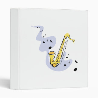 Saxophone Binder