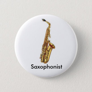 Saxophone button