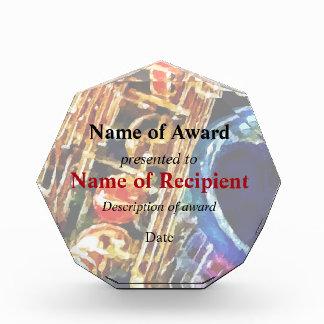 Saxophone Closeup Award