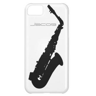 Saxophone Customizable Case For iPhone 5C