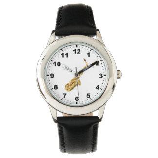 """""""Saxophone"""" design wrist watches"""
