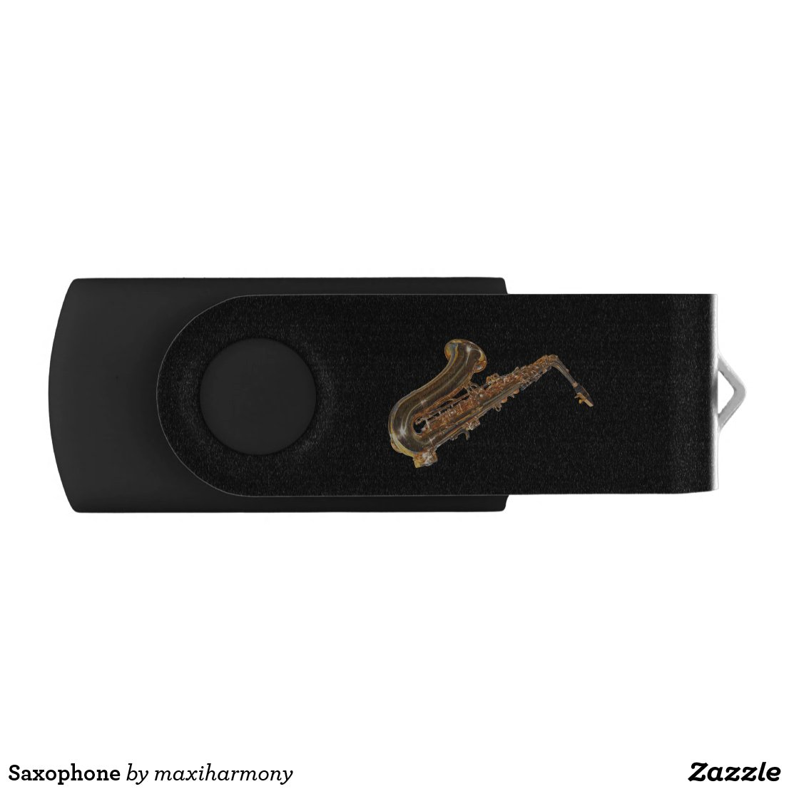Saxophone Flash Drive