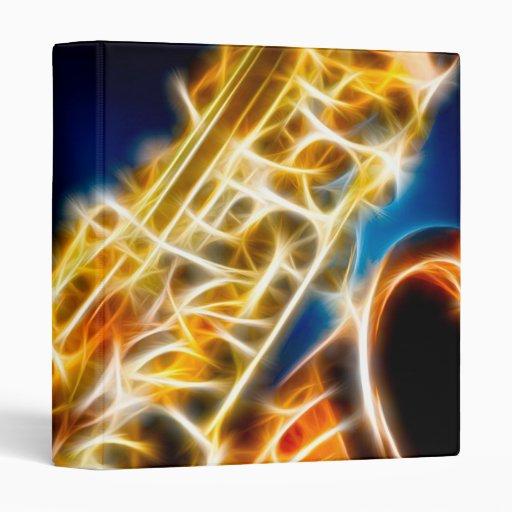 Saxophone - Fractal Binders