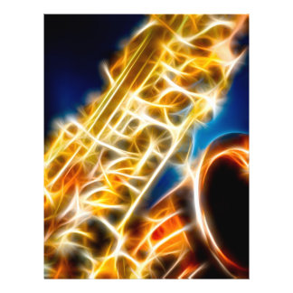 Saxophone - Fractal Flyer