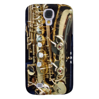 Saxophone Galaxy S4 Cover