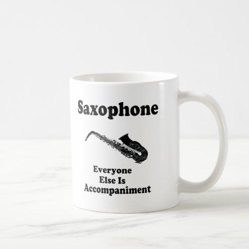 Saxophone Gift Coffee Mug