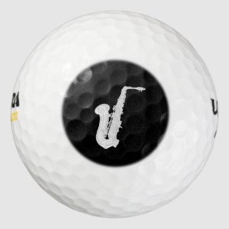 Saxophone Golf Balls