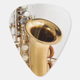 Saxophone Guitar Pick
