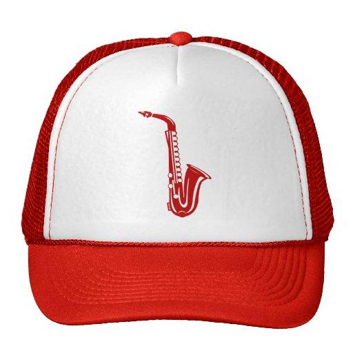 Saxophone Hat