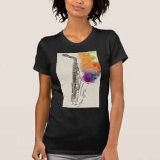 Saxophone Healing T-Shirt