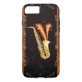 Saxophone iPhone 8/7 Case
