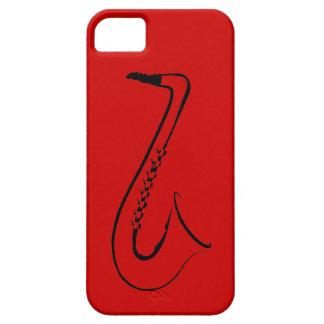 Saxophone iPhone SE/5/5s Case