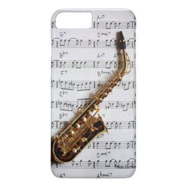 birthday Saxophone Just One Note iPhone 7 Plus Case