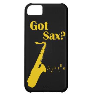 Saxophone Phone Case