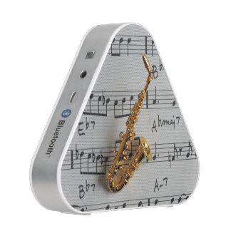 Saxophone Pieladium Speaker