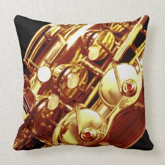 Saxophone Pillows