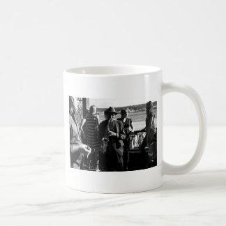 Saxophone Player Coffee Mug
