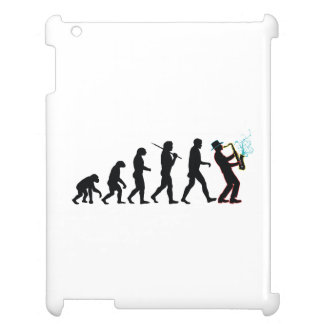 Saxophone Player Evolution Case For The iPad