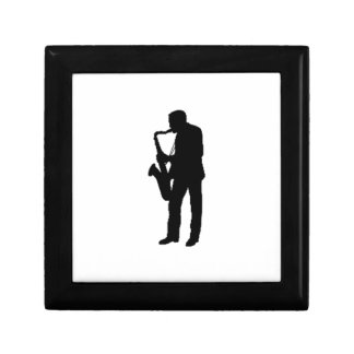 """Saxophone Player"" gifts and products Gift Box"