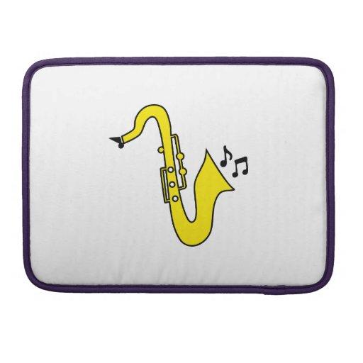 saxophone sleeves for MacBooks
