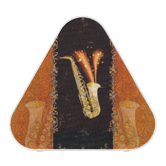 Saxophone Speaker