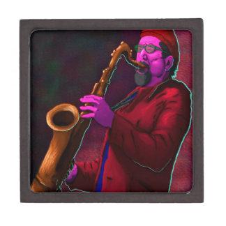 Saxophonist Gift Box