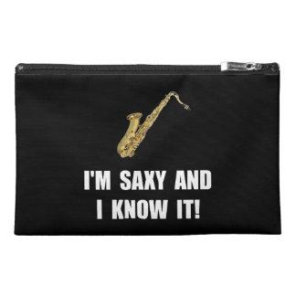 Saxy Know It Travel Accessory Bag