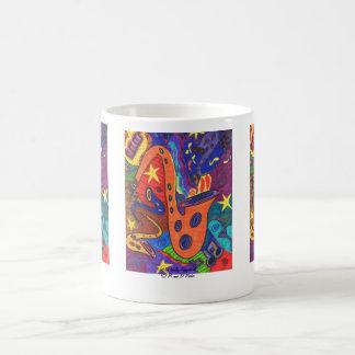 Saxy mug