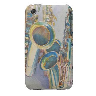 Saxy Trio iPhone 3 Covers