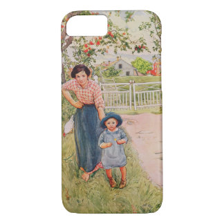 Say a Nice How Do You Do to Your Uncle, 1917, from iPhone 8/7 Case