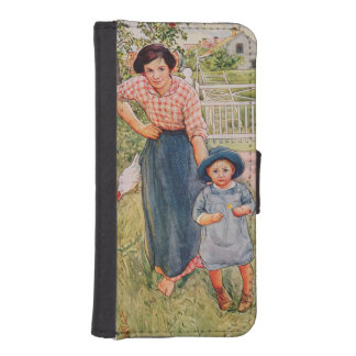 Say a Nice How Do You Do to Your Uncle, 1917, from iPhone SE/5/5s Wallet Case