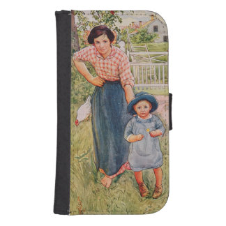 Say a Nice How Do You Do to Your Uncle, 1917, from Samsung S4 Wallet Case