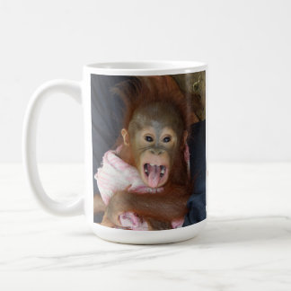 Say aaahhh Baby Pink Tongue Coffee Mug