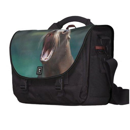 Say Ahhhhh! Computer Bag
