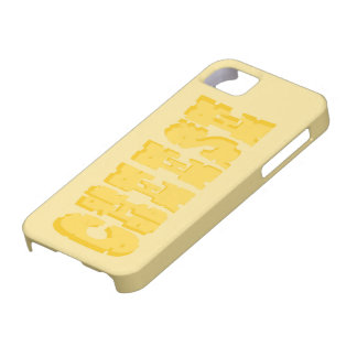 Say Cheese iPhone 5 Cover