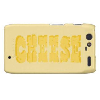Say Cheese Motorola Droid RAZR Case
