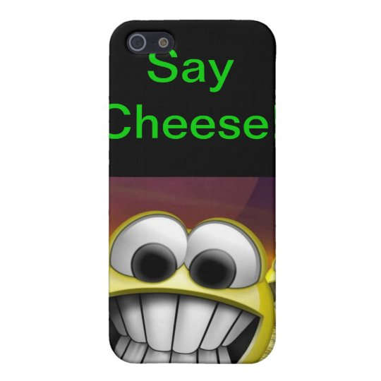 Say Cheese Cover For iPhone SE/5/5s