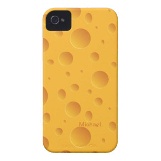 "Say ""Cheese"" Funny Blackberry Bold Case"