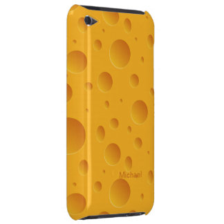 """Say """"Cheese"""" Funny iPod Case Barely There iPod Case"""