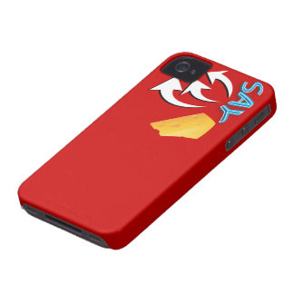 Say Cheese iPhone 4/4S cover