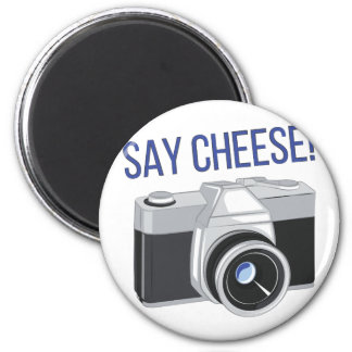 Say Cheese Magnet
