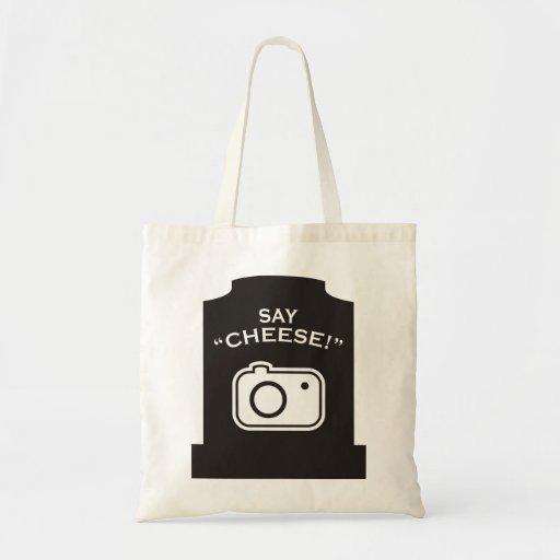 Say Cheese! Tote Bag
