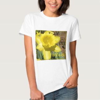 Say Daffodil T-Shirt