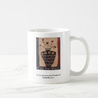Say Good-bye to the President 2 Coffee Mug