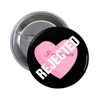 Say Happy Valentines with Rejection & Breakup Button